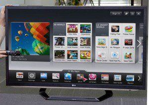 Dossier Télévision connectée, TV 2.0, interview de Julien Geffrotin, LG, Directeur des Contenus et Services Smart TV