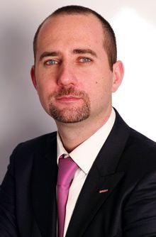 Julien Geffrotin, LG, Directeur des Contenus et Services Smart TV.