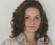 Muriel Vento, chargée de communication digitale