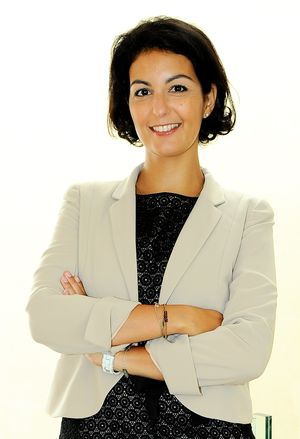 Jessica Delpirou, directrice de Meetic France