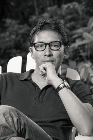 Ravy Truchot, co-fondateur de Gleeden.com
