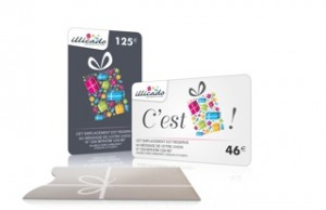 Carte cadeau multi enseignes Illicado