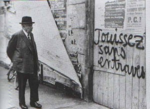 Jouissez sans entraves, slogan de mai 68