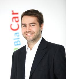 Frédéric Mazzella, PDG et Fondateur de BlaBlaCar