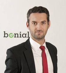 Matthias Berahya Lazarus, Président de Bonial
