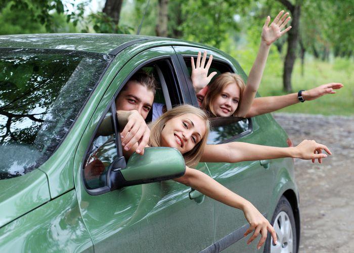 covoiturage partage voiture