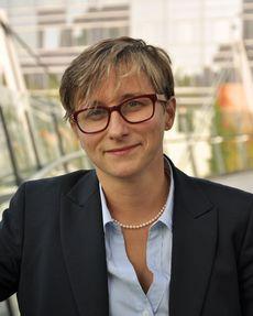 Florence Girard, Responsable du Marché des Professionnels et TPE à la Société Générale