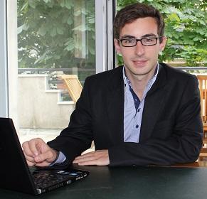 Xavier Pinon, directeur et co-fondateur du comparateur de fournisseurs en ligne Selectra