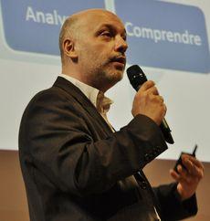 François-Régis Chaumartin, CEO de Proxem