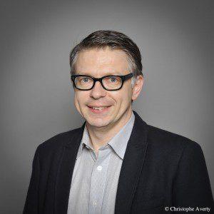 Patrice Hillaire, community manager du Groupe La Poste.