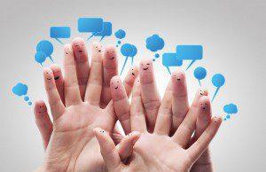 Twitter, La Poste et la communication corporate