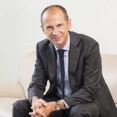 Charles Hufnagel, Directeur de la communication de Areva.
