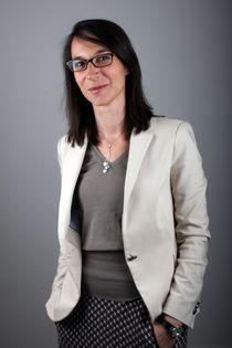 Marie Mercier, directrice luxe et retail de Novedia Group
