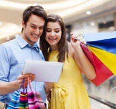 Dossier point de vente, retail et digital