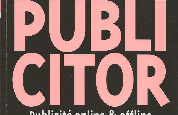 Critique de l'ouvrage Le Publicitor, de Arnaud de Baynast et Jacques Lendrevie, publié chez Dunod