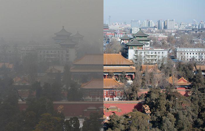 Pollution à Pékin. Impact sur le tourisme en Chine ?