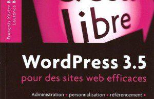 Critique du livre Wordpress 3.5, Laurence et François-Xavier Bois, Eyrolles