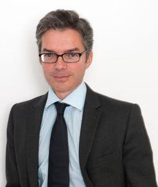 Stéphane Berlot, responsable des ventes de la filiale France et Benelux de MarkMonitor.