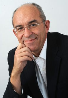 Didier Farge, fondateur de Conexance