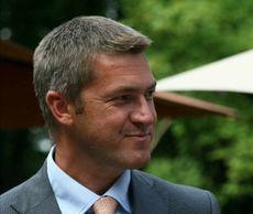 Marc Delhaie, Président-Directeur Général d'Iron Mountain France et Suisse