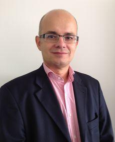 Xavier Neboit, Directeur France Marketing et Communication d'Ingenico Group