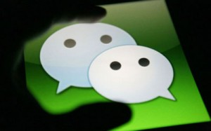 Wechat, réseau social chinois