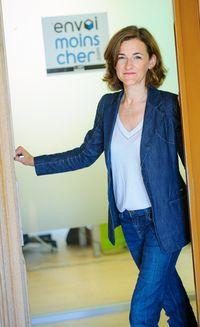 Virginie Ducrot, Directrice Générale d'EnvoiMoinsCher.com