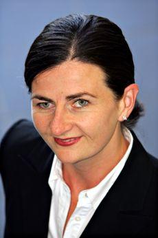 Elizabeth Smyth, Area Vice President Marketing, Marketo EMEA / Vice-Présidente Marketing EMEA de Marketo