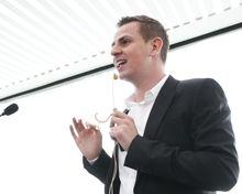 Jonathan Vidor, Président de l'agence e-marketing JVWEB