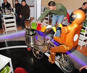 Un restaurant de Kunshan fait le buzz