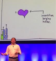 Brian Solis, Conférence sur l'innovation