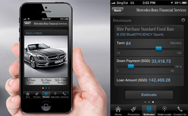 WeChat Mercedes Benz