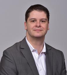 Rob Davey, Directeur service global et expérience client pour Thomson Reuters