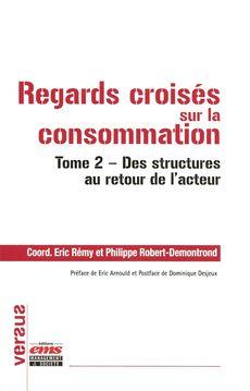Regards croisés sur la consommation (Tome 2) aux Editions EMS