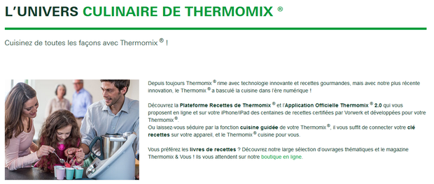 Thermomix marque non interstitielle