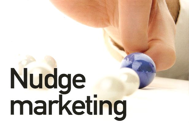 Nudge marketing : Comment changer efficacement les comportements, livre d'Eric Singler. Critique