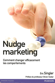 Nudge marketing, Eric Singler, chez Pearson