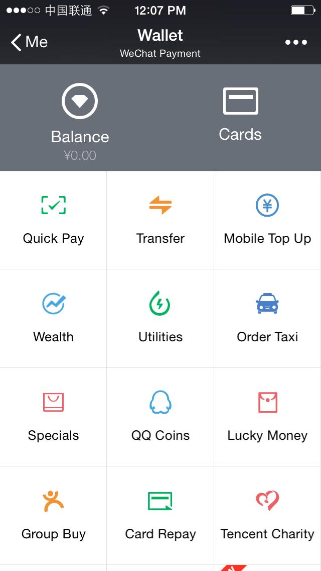 Le trajet en taxi va permettre à l'étudiant d'en profiter pour jouer aux jeu WeChat, payer ses factures et pourquoi pas, acheter un billet d'avion pour des vacances en Thaïlande avant de repartir chez lui à la fin du semestre.