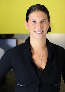 Cyndie Bettant, Responsable Marketing et Communication Cision