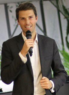 Adrien Ledoux, CEO et co-fondateur de JobTeaser.com