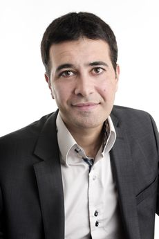 Jéremie Mani, co-dirigeant de Netino