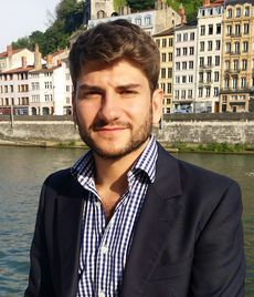 Quentin Monet, Directeur Général de l'agence James