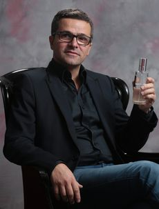 Stéphane Arfi, PDG d'Emosens