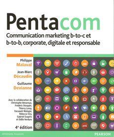 Pentacom, de P. Malaval, JM Décaudin, G. Devianne, Pearson
