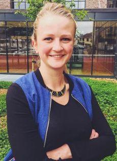 Julia Robillard, Rédactrice web pour l'agence digitale Powertrafic