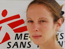 Marie-Charlotte Brun, Directrice adjointe de la collecte de fonds privés, Médecins sans Frontières MSF. © photo : Virginie Amehame Troit/MSF