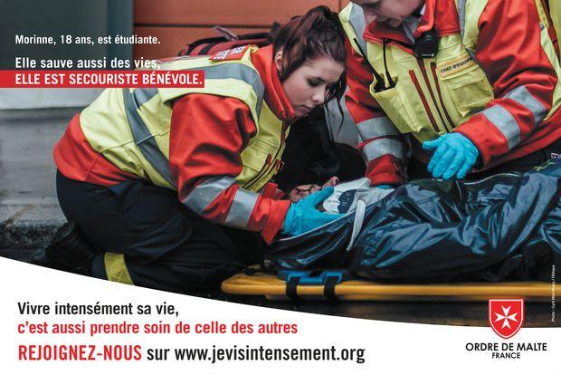 Campagne Ordre de Malte Secourisme, Morinne