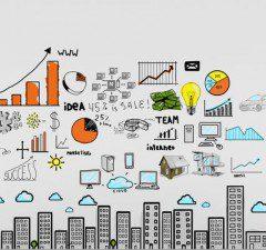 Dossier études marketing, marque et communication 2017