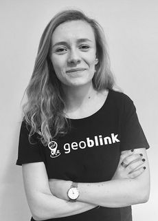 Marie Chaigneau, Business Development Associate chez Geoblink