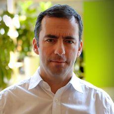 Stéphane Marlin, Directeur des Ventes, NGDATA